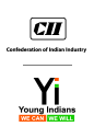 Initiative and Supported by Yi and CII